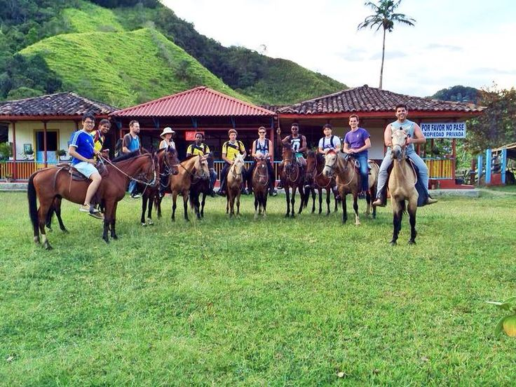 There are millions of cultural experiences you can enjoy while interning in our Colombia program.. Horse riding in the Coffee Region with other interns from around the world is one of them. Apply today!