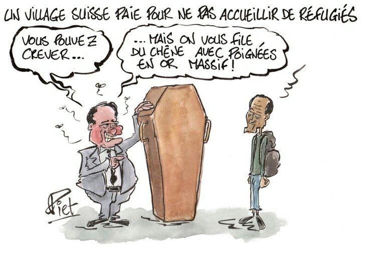 Fabuleux 1613 best Caricatures: Migrants-de-la  HS22