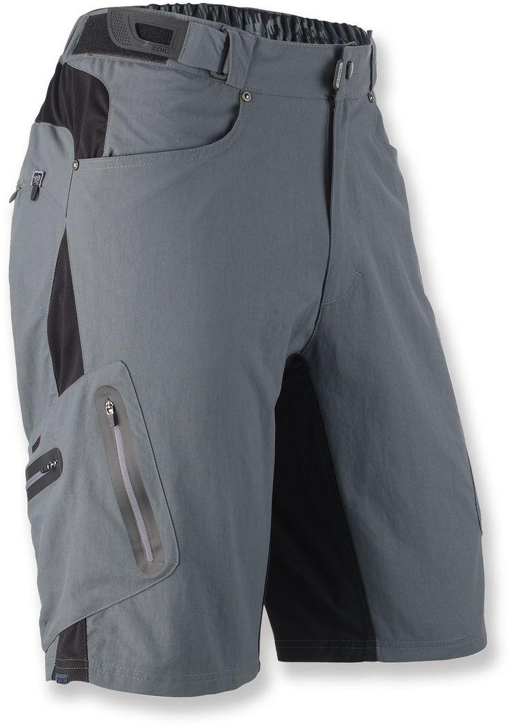 Zoic Ether Bike Shorts - Men's