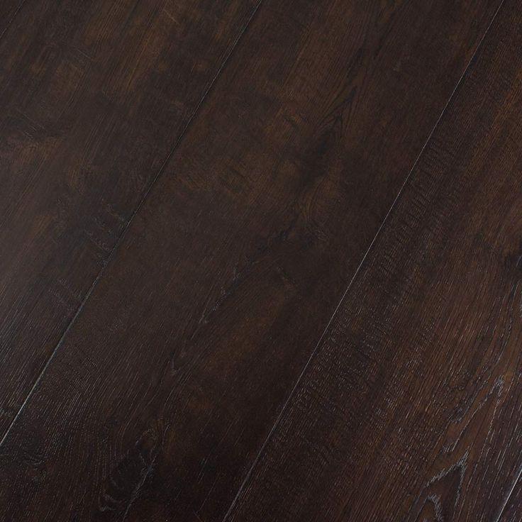 361 best best laminate new product board images on pinterest for Dark laminate flooring