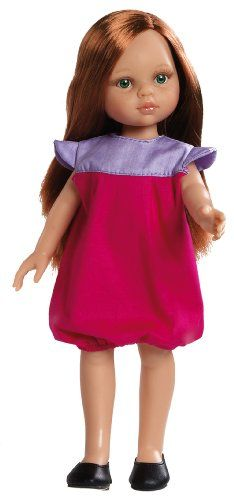 Paola Reina Cristi Doll Dress (Pink and Purple) Paola Reina http://www.amazon.co.uk/dp/B00JFP2BWG/ref=cm_sw_r_pi_dp_9VKxub1SRXWDP