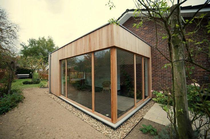 Le 25 migliori idee su maison nantes su pinterest extension maison bois architecte d Agrandissement en bois