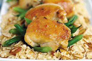 30-Minute Almond Chicken Recipe - Kraft Canada