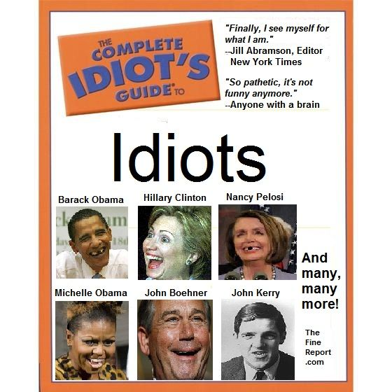 Idiot's Guide | Complete Idiots Guide to Idiots