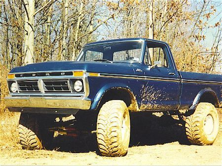 77 ford 4x4 short bed pickup - Bing Images-- I keep mine CLEAN. It looks just like this one and I have had it since 1978.