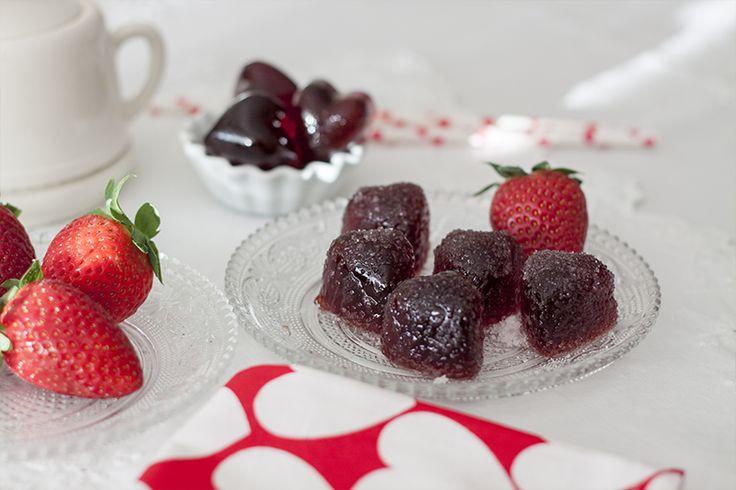 Cómo hacer GOMINOLAS caseras #dulces #chuches