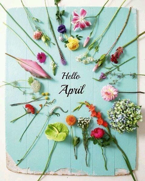 #Καλημέρα και καλό μήνα σ ολους μας.#Goodmorning my friends! Have a nice and happy month.Καλωσορισες Απρίλη. #well_come April.