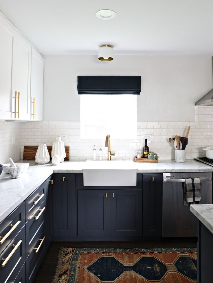 25 Best Ideas About Navy Kitchen On Pinterest Navy