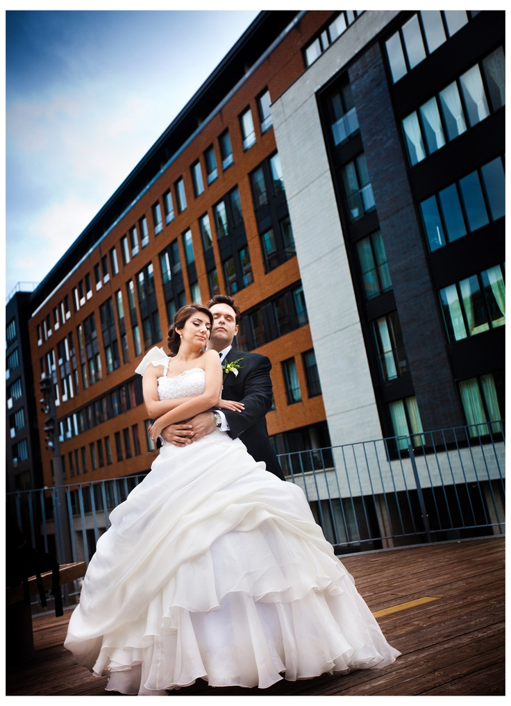 Montreal wedding by Badger Photography - http://badgerphotography.ca