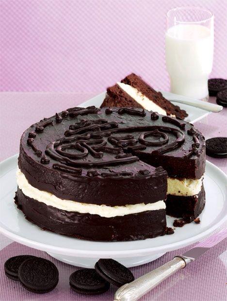 OREO CAKE!!!!