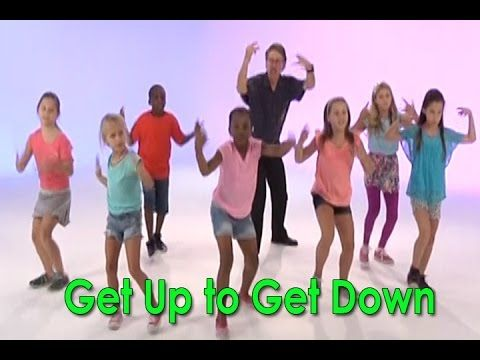 Brain Breaks | Following Directions | Physical Education | Get Up To Get Down | Jack Hartmann - YouTube