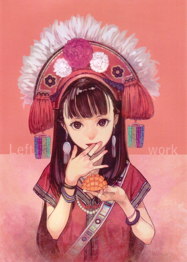 [左]Left work