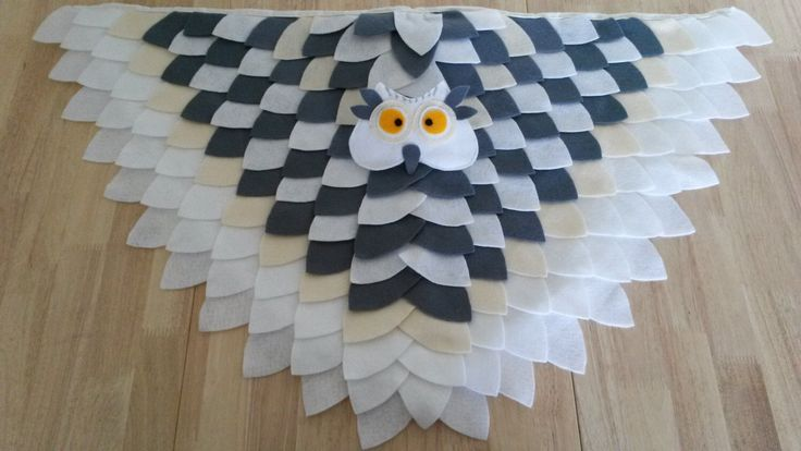 Civetta delle nevi bambini Baby e Toddler Costume. Ali di uccello e maschera di gufo. Costume di Halloween. Perfetto per Fancy Dress. di MeniainWonderland su Etsy https://www.etsy.com/it/listing/269950719/civetta-delle-nevi-bambini-baby-e