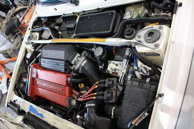 Lancia delta évolution Patrick VRM