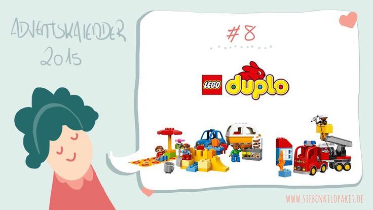 Die besten 25 lego adventskalender ideen auf pinterest diy lego advent star wars - Adventskalender duplo ...