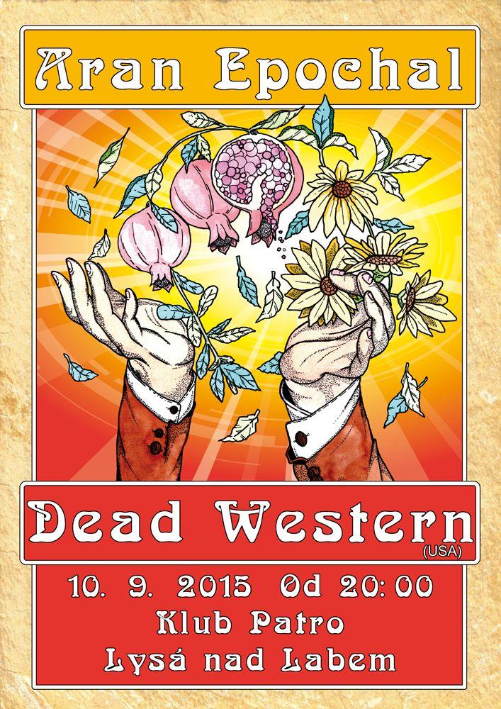 Dead Western poster