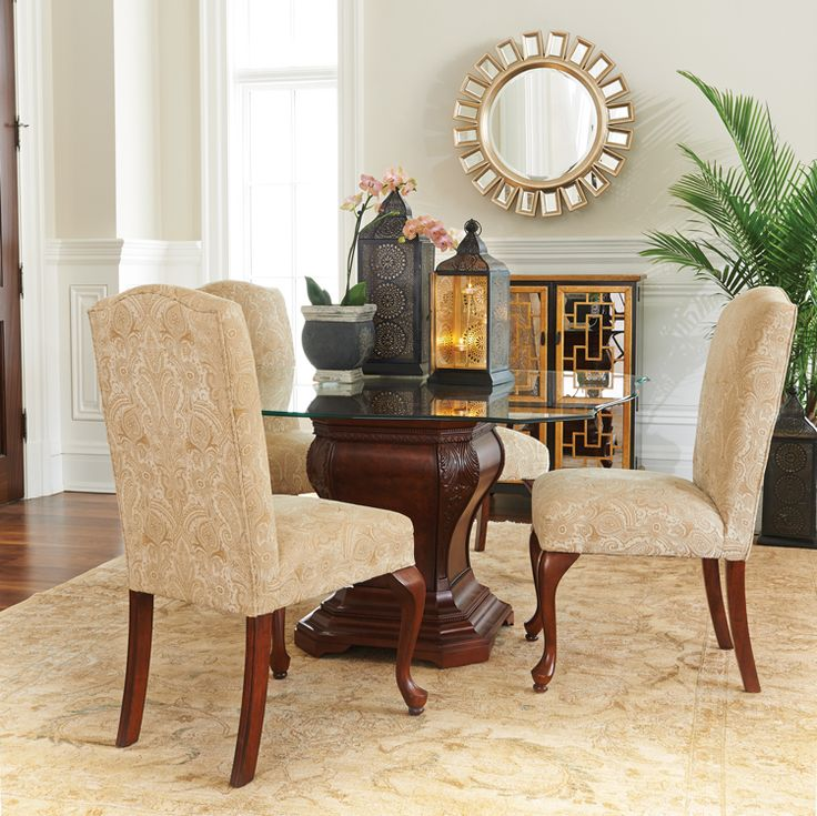 Hamilton Dining Table Langford Chairs