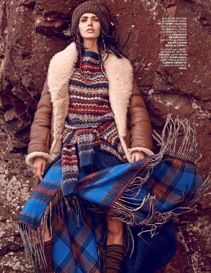 visual optimism; fashion editorials, shows, campaigns & more!: amanda wellsh by mariano vivanco for vogue russia november 2014