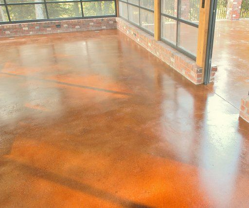 how to get a smooth epoxy finish
