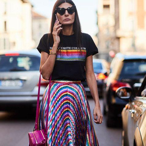 Street style pinterest outfits falda estilismos y falda Celine fashion street style