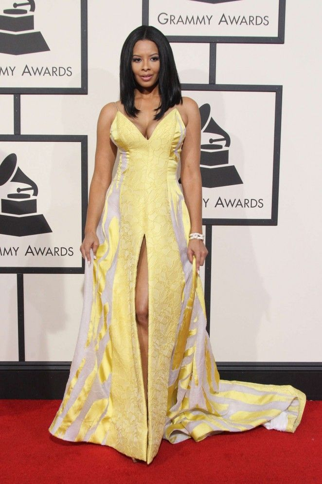 Vanessa Simmons – 58th Annual GRAMMY Awards in Los Angeles