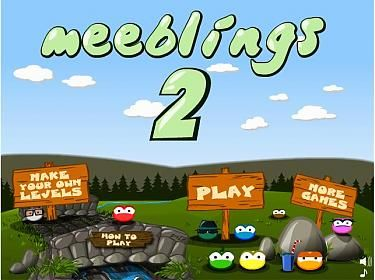 Unblocked Games Meeblings 2 Play Free Flash Games At