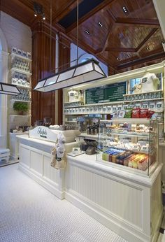 Ralph's coffee shop / Polo Ralph Lauren flagship store