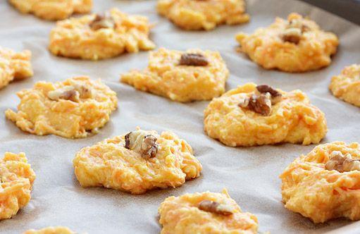 mrkvové sušenky