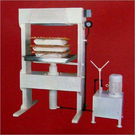 how to fix hydraulic press