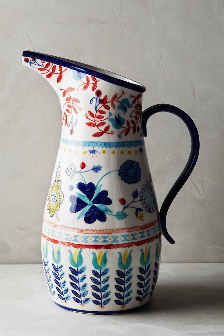 Bonnieux Pitcher