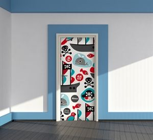 majestic dr who tardis door decal. Pirates door cover  sticker 13 best Door images on Pinterest Decal Sticker and Stickers