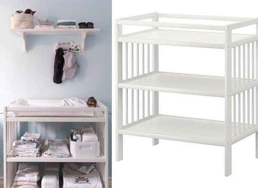 Decorar el cuarto del beb en azul y blanco kids room - Decorar cuarto de bebe ...