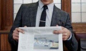 Men Interview Suits