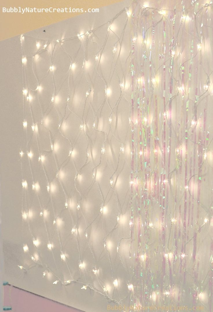 how to make net curtains white again