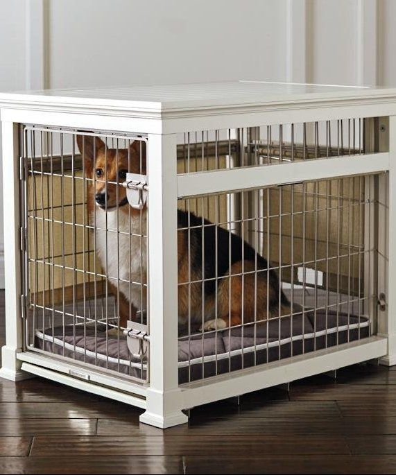 Luxury White Pet Residence Dog Crate Frontgate Dog Playpen Dog Crate Dog Gate