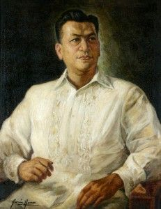"""(President Ramon Magsaysay)  On August 31, 1907, Ramon Magsaysay, seventh President of the Philippines, hailed by his countrymen as the """"Champion of the Masses"""", was born in Iba, Zambales from a blacksmith father and a school teacher mother. Magsaysay was the most endeared Philippine president who reached out to Filipinos even in remote barrios. He opened the Malacanang Palace to the people and declared that it was the palace of the people."""