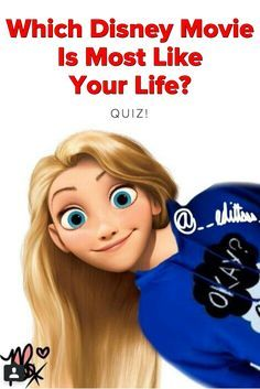 Which Disney Movie Is Most Like Your Life? Take this quiz and find out today! I goy monsters inc