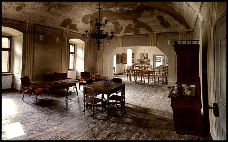 Ottományi Kiállítóház   Casa De Expoziții Otomani Interior02