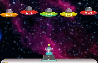 Interactive Education: Math: Alien Addition