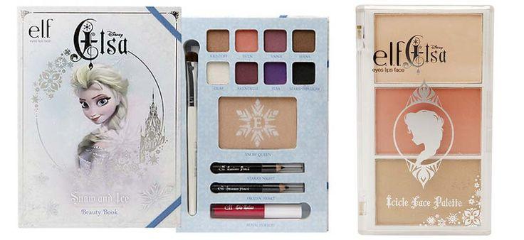 Let it goooo! Let it gooo! Vem conferir a nova coleação da ELF... Inspirada na princesa Elsa (Frozen) ♥