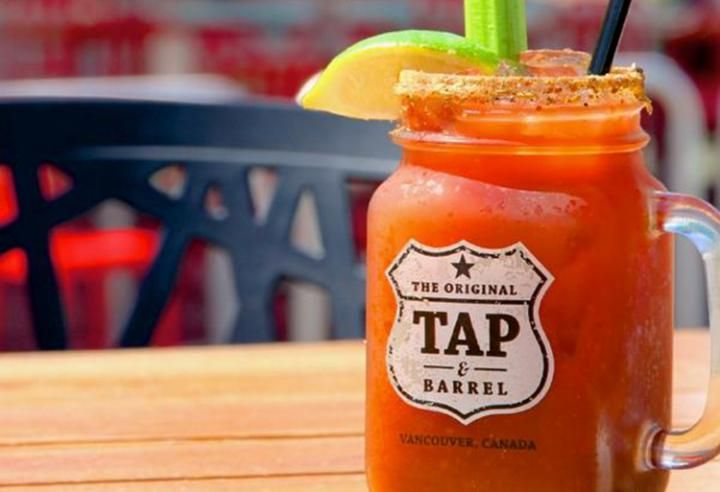 16 Must-try Caesars in Vancouver http://www.bcliving.ca/food-drink/vancouvers-top-caesar-drinks