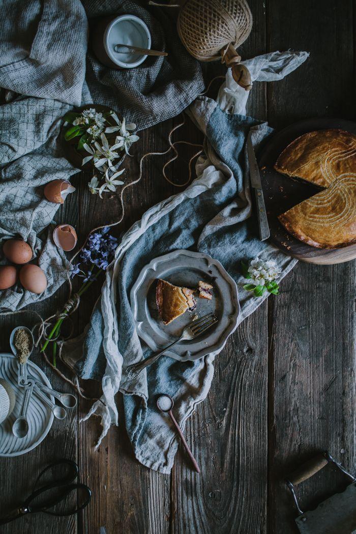 Gateau Basque by Eva Kosmas Flores | Adventures in Cooking