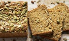 Seeded rye and wheat loaf