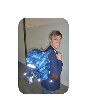 zdravý batoh, školní batoh Beckmann reference. Tomáš Verner