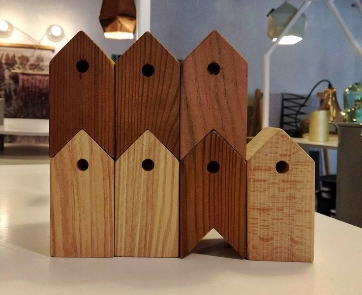 11+1 houses, by @elizayokina, is a simple wooden game we love. 💙 #designandafter #ubikubi #woodentoys #romaniandesign #elizayokina #wood #houses #design #showroom #bucuresti #romania