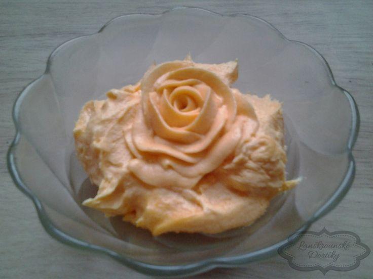 Recepty - Pomerančový krém - Lanškrounské dortíky Michaely Dolníčkové - Cukrářské recepty
