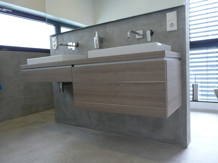 ber ideen zu betonb den auf pinterest betonb den bemalen fu b den und farbbeton. Black Bedroom Furniture Sets. Home Design Ideas