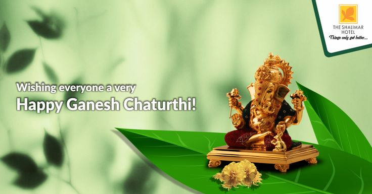 May Ganesha, the Lord of wisdom, virtue and fortune bless you with peace and happiness!