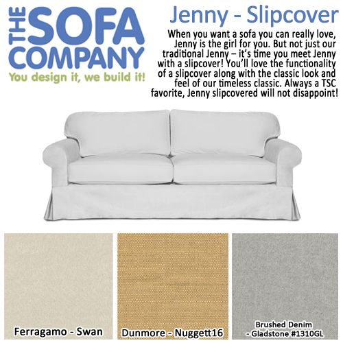 Product Of The Week: The Jenny Slipcover! Youu0027ll Love The Functionality Of