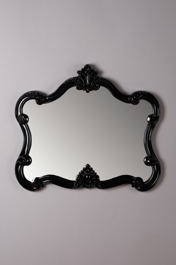1000 ideas about horizontal mirrors on pinterest mirror for Plastic baroque mirror